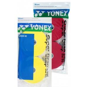 Yonex Thin Overgrips (x30) AC102