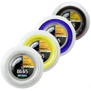 Yonex BG65 (Reel - 200m) Badminton String
