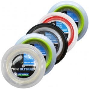 Yonex BG66 Ultimax (Reel- 200m) Badminton String
