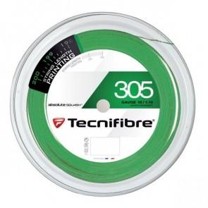 TECNIFIBRE 305 GREEN SQUASH STRING (REEL-200M)