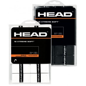 HEAD XTREMESOFT OVERGRIP (x12)