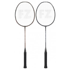 FORZA LIGHT AIR 74 BADMINTON RACQUET (STRUNG)