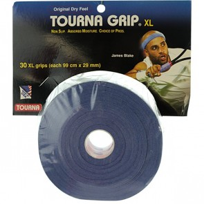 30 TOURNA GRIP ORIGINAL XL OVERGRIPS