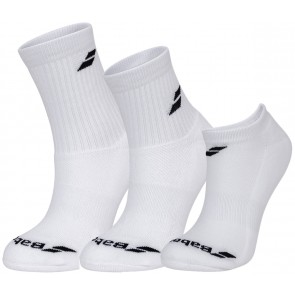 BABOLAT MIX PACK SOCKS (X3)