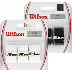 WILSON PRO SENSATION OVERGRIP (x3)