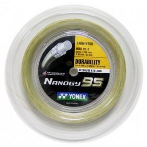 YONEX NANOGY 95 (REEL - 200M) BADMINTON STRING