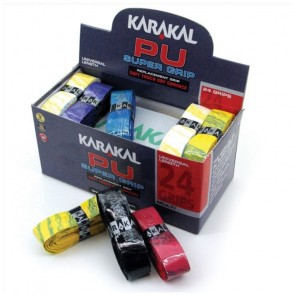 KARAKAL PU SUPER MULTI-COLOUR (X1) GRIP
