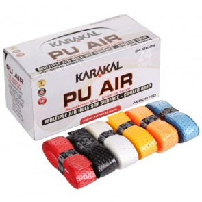 KARAKAL PU AIR UNI-COLOUR GRIP (X1)