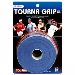 10 TOURNA GRIP ORIGINAL XL OVERGRIPS
